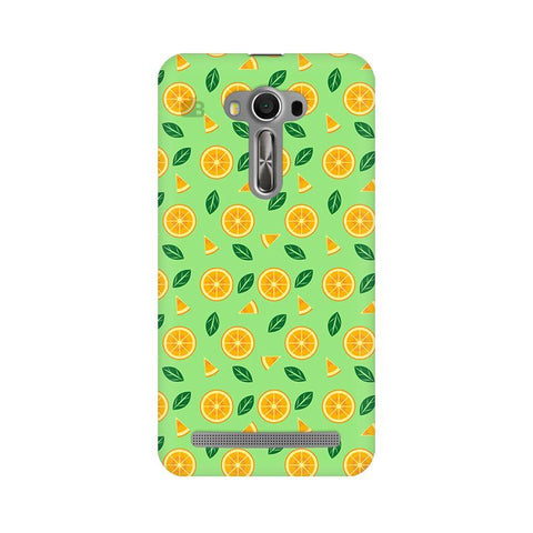 Oranges Asus Zenfone Selfie Phone Cover