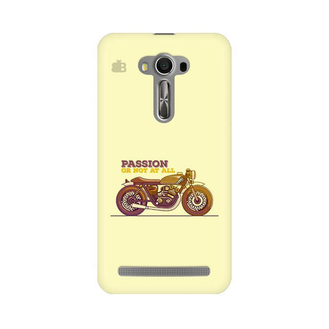 Passion for Motor Asus Zenfone Selfie Phone Cover
