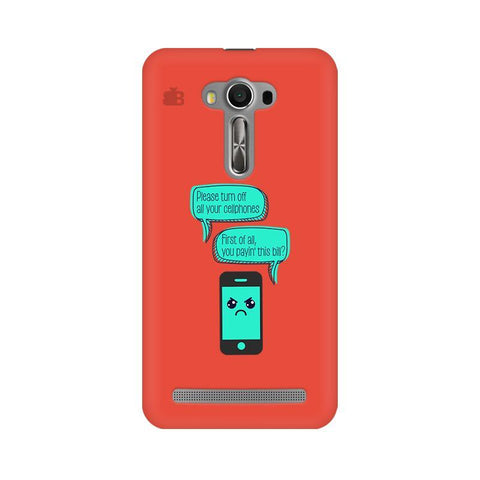 Payin This Bill Asus Zenfone Selfie Phone Cover
