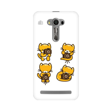 Photographer Kitty Asus Zenfone Selfie Phone Cover