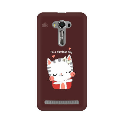 Purrfect Day Asus Zenfone Selfie Phone Cover