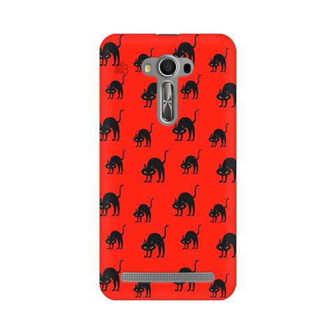 Scary Cats Asus Zenfone Selfie Phone Cover