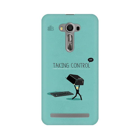 Taking Control Asus Zenfone Selfie Phone Cover