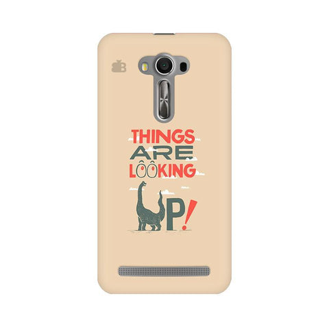 Things are looking Up Asus Zenfone Selfie Phone Cover