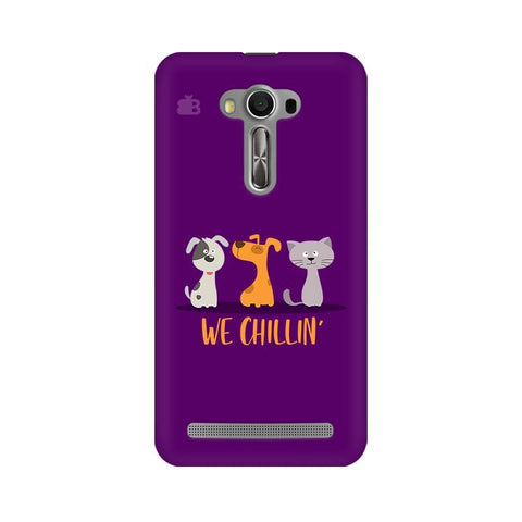 We Chillin Asus Zenfone Selfie Phone Cover