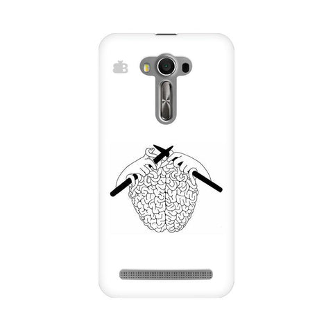 Weaving Brain Asus Zenfone Selfie Phone Cover
