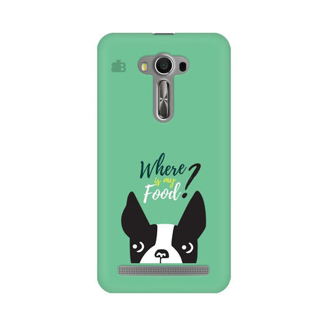 Where is my Food Asus Zenfone Selfie Phone Cover