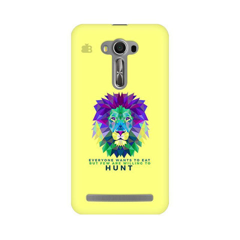 Willing to Hunt Asus Zenfone Selfie Phone Cover