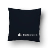 Action Cures Fear Cushion Cover