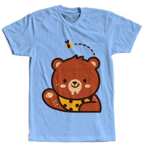 Bear Loves Honey T-Shirt