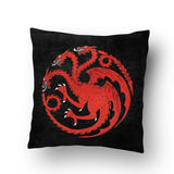 House Targaryen Cushion Cover