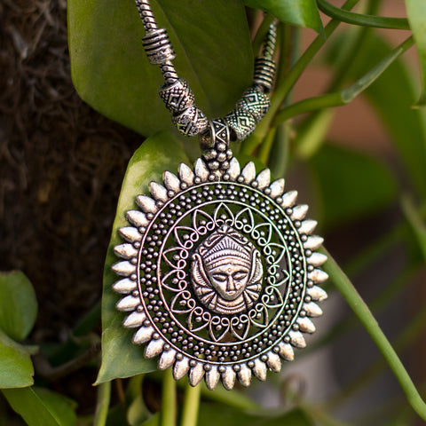 Rising Sun Necklace