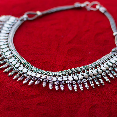 Magnificent Metallic Necklace