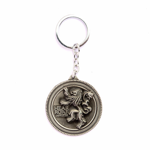 Lannister House Keychain