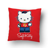 Soft Kitty Cushion Cover