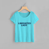 Liberated Lady Women Tee