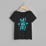 Saturday Women Tee