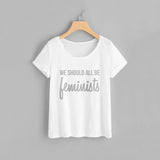 All Be Feminists Women Tee