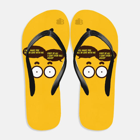 Cant Even Sleep Flip Flops