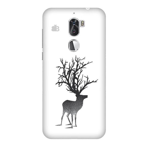 Abstract Deer Coolpad Cool 1 Phone Cover