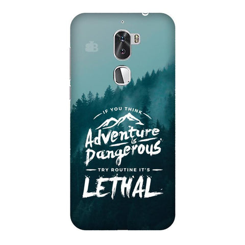 Adventure Coolpad Cool 1 Phone Cover