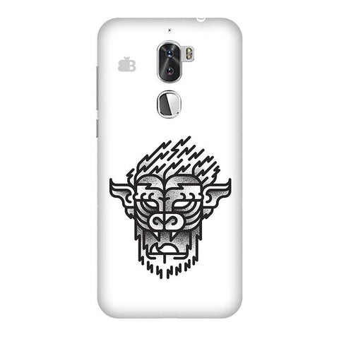 Arty Lion Coolpad Cool 1 Phone Cover