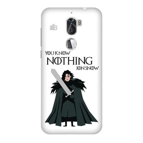Badass Jon Snow Coolpad Cool 1 Phone Cover