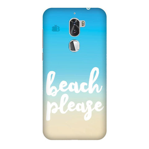 Beach Please Coolpad Cool 1 Phone Cover