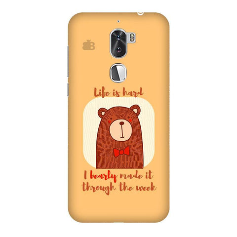 Bearly Made It Coolpad Cool 1 Phone Cover