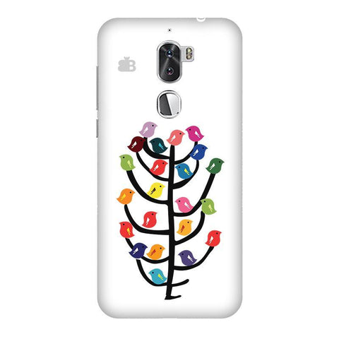 Birds on Trees Coolpad Cool 1 Phone Cover