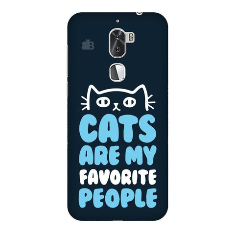 Cats favorite People Coolpad Cool 1 Phone Cover