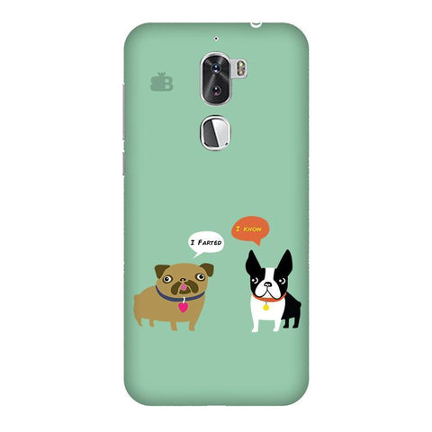 Cute Dog Buddies Coolpad Cool 1 Phone Cover