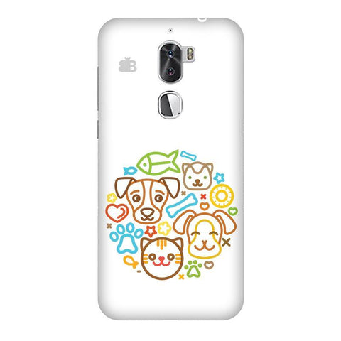 Cute Pets Coolpad Cool 1 Phone Cover