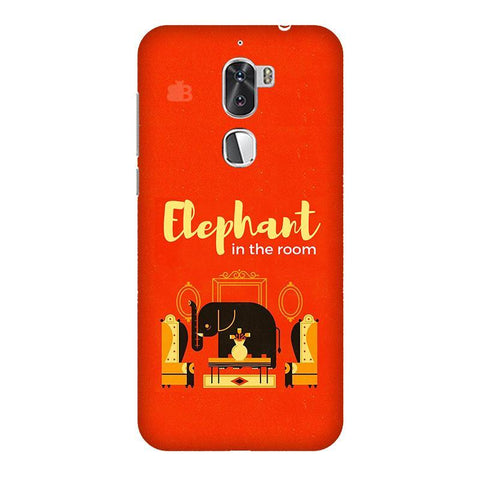 Elephant in the room Coolpad Cool 1 Phone Cover
