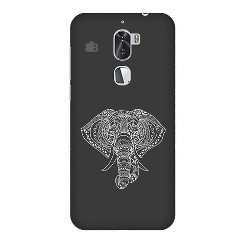 Ethnic Elephant Art Coolpad Cool 1 Phone Cover