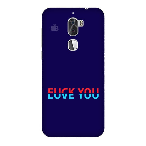 F L You Coolpad Cool 1 Phone Cover