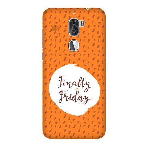 Finally Friday Coolpad Cool 1 Phone Cover