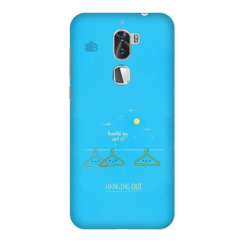 Hanging Out Coolpad Cool 1 Phone Cover