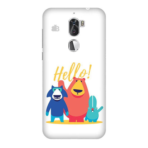 Hello Coolpad Cool 1 Phone Cover
