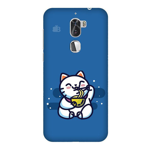 KItty eating Noodles Coolpad Cool 1 Phone Cover
