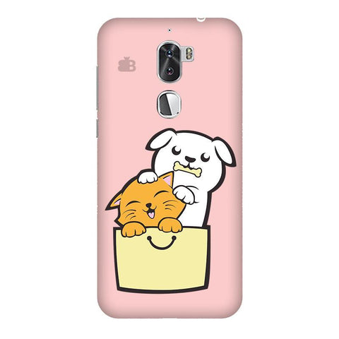 Kitty Puppy Buddies Coolpad Cool 1 Phone Cover