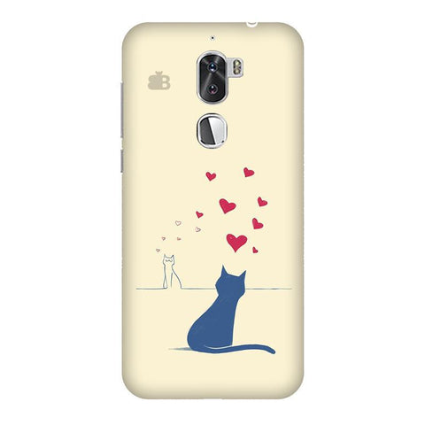 Kitty in Love Coolpad Cool 1 Phone Cover