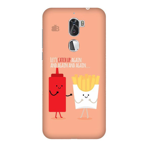 Let's Catch Up Coolpad Cool 1 Phone Cover
