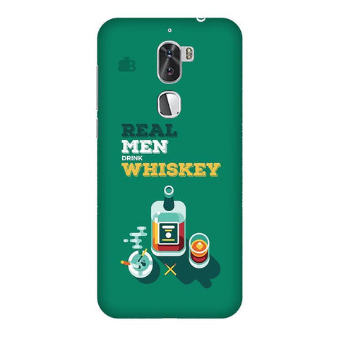 Men and Whiskey Coolpad Cool 1 Phone Cover