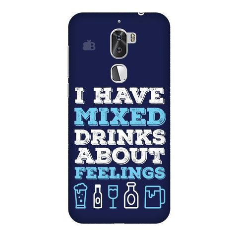 Mixed Drinks Coolpad Cool 1 Phone Cover