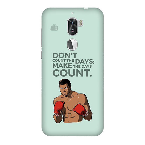 Muhammad Ali Coolpad Cool 1 Phone Cover