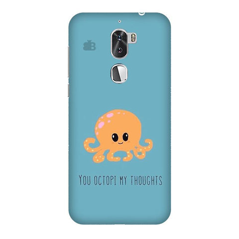 Octopi Thoughts Coolpad Cool 1 Phone Cover