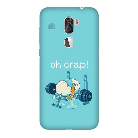 Oh Crap Coolpad Cool 1 Phone Cover