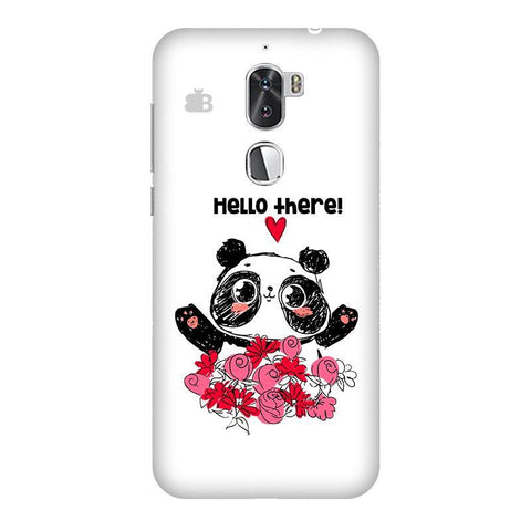 Panda Hello Coolpad Cool 1 Phone Cover