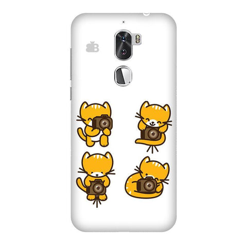 Photographer Kitty Coolpad Cool 1 Phone Cover